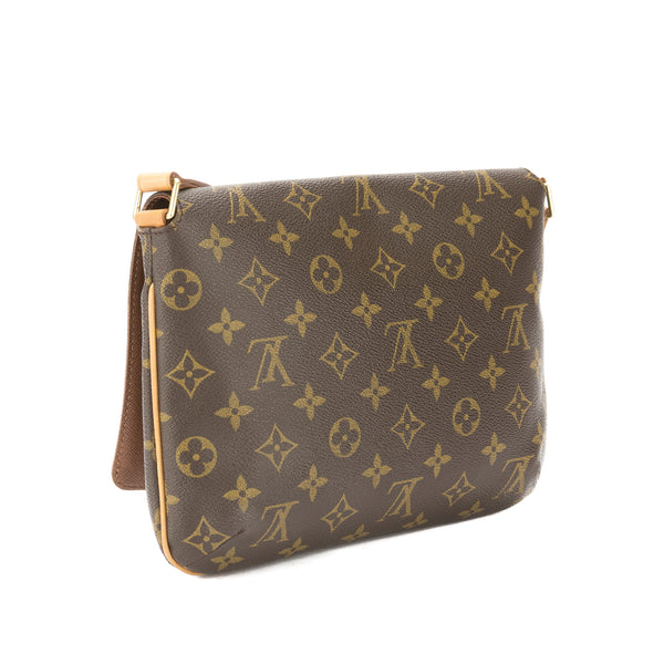 c97152ebe5f5 Louis Vuitton Monogram Musette Tango Short Strap Bag (Pre Owned ...