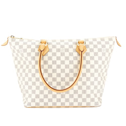 Louis Vuitton Damier Azur Saleya MM Bag (Pre Owned)