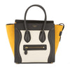 Celine Chalk Multicolour Leather Mini Luggage Handbag (New with Tags)