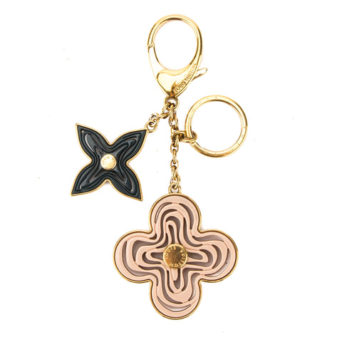 Louis Vuitton Rose Resin Naif Bag Charm (Pre Owned)