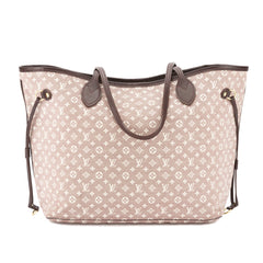 Louis Vuitton Sepia Monogram Idylle Neverfull MM Bag (Pre Owned)