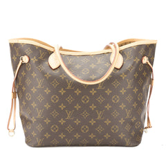 Louis Vuitton Monogram Neverfull MM Bag (Pre Owned)