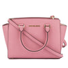 Michael Kors Misty Rose Saffiano Leather Medium Selma Satchel (New with Tags)