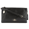 Coach Black Leather Crosby Crossbody Bag (New with Tags)
