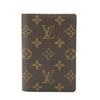 Louis Vuitton Monogram Couverture Passport Cover (Pre Owned)