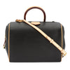 Louis Vuitton Noir Epi Leather Doc PM Bag (Pre Owned)