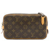 Louis Vuitton Monogram Marly Pochette Bandouliere Bag (Pre Owned)
