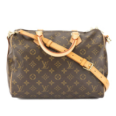 Louis Vuitton Monogram Speedy Bandouliere 30 Bag (Pre Owned)