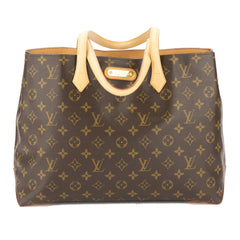 Louis Vuitton Monogram Wilshire MM Bag (Pre Owned)