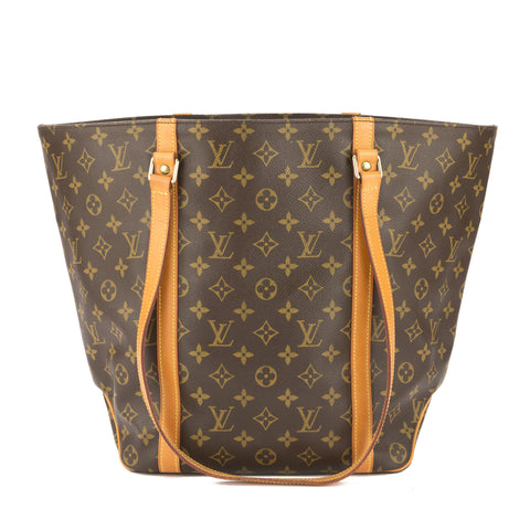 Louis Vuitton Monogram Sac Shopping Tote (Pre Owned)