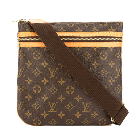 Louis Vuitton Monogram Pochette Bosphore Shoulder Bag  (Pre Owned)