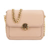 Tory Burch Pink Leather Duet Chain Micro Shoulder Bag (New With Tags)