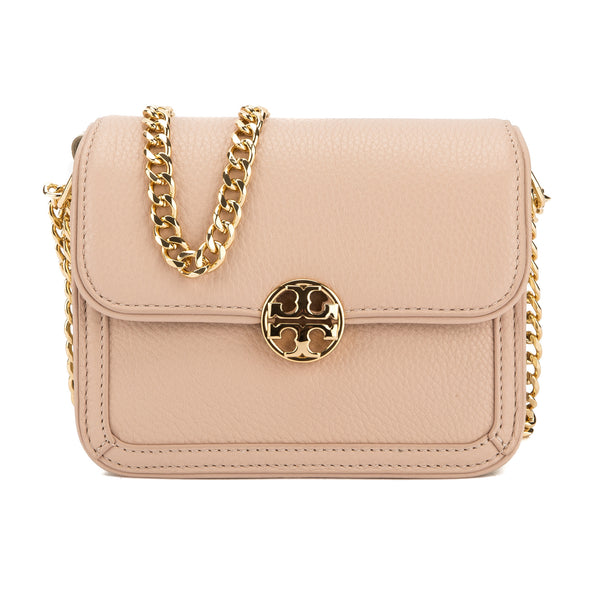 4ffff11abb17 Tory Burch Pink Leather Duet Chain Micro Shoulder Bag (New With Tags ...