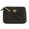 Tory Burch Black Leather Ivy Crossbody Bag (New With Tags)