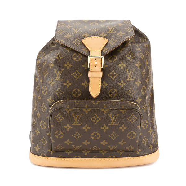 48442b1bb393 Louis Vuitton Monogram Montsouris GM Backpack (Pre Owned) - 3331009 ...