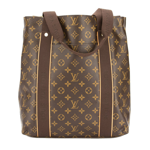 Louis Vuitton Monogram Cabas Beaubourg Bag (Pre Owned)
