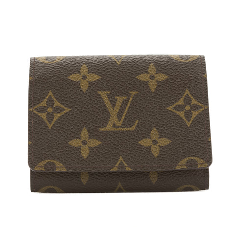 Louis Vuitton Monogram Business Card Holder (Pre Owned)