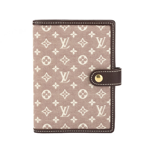 Louis Vuitton Sepia Monogram Idylle Agenda PM Day Planner Cover (Pre Owned)