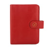 Chanel Red Caviar Leather COCO Mark Notebook Cover (Pre Owned)