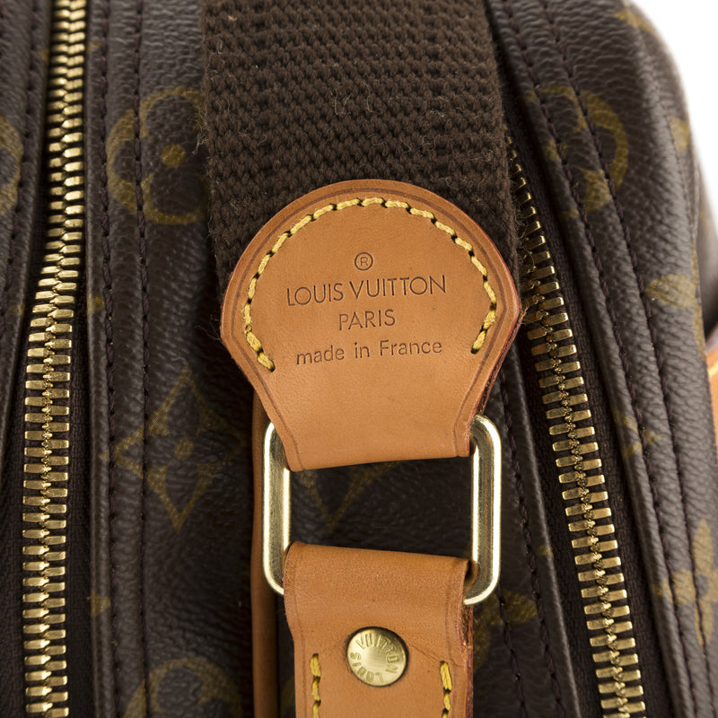 Louis Vuitton Monogram Reporter GM Bag (Pre Owned)