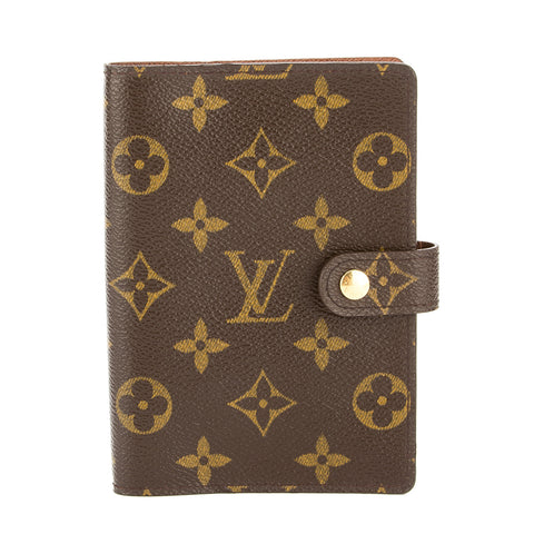 Louis Vuitton Monogram Agenda PM Day Planner Cover (Pre Owned)