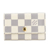 Louis Vuitton Damier Azur Multicles 6-Key Case (Pre Owned)