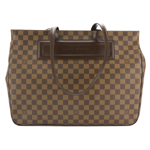 Louis Vuitton Damier Ebene Parioli GM Bag (Pre Owned)
