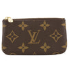 Louis Vuitton Monogram Pochette Cles Coin Case (Pre Owned)