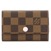 Louis Vuitton Damier Ebene Multicles 6-Key Case (Pre Owned)