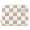 Louis Vuitton Damier Azur Zippy Coin Purse (Pre Owned)