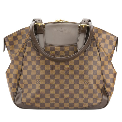 Louis Vuitton Damier Ebene Verona GM Bag (Pre Owned)