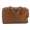 Chanel Tan Caviar Leather Tote Bag (Pre Owned)