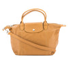 Longchamp Beige Metis Leather Le Pliage Cuir Bag (New with Tags)