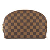 Louis Vuitton Damier Ebene Cosmetic GM Pouch (Pre Owned)