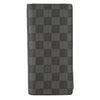 Louis Vuitton Damier Graphite Brazza Wallet (Pre Owned)