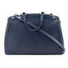Louis Vuitton Saphir Epi Leather Brea MM Bag (Pre Owned)