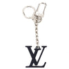 Louis Vuitton Navy Initail Porte Cles Key Charm (Pre Owned)