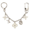 Louis Vuitton Ivory Fleur d'Epi Bag Charm Chain (Pre Owned)