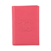 Chanel Pink Caviar Leather Card Case (Pre Owned)