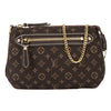 Louis Vuitton Fusain Monogram Idylle Mini Pochette Accessoires Bag (Pre Owned)