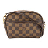 Louis Vuitton Damier Ebene Ipanema Pochette Bag (Pre Owned)