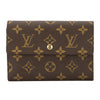 Louis Vuitton Monogram Porte Tresor Etui Papiers Wallet (Pre Owned)