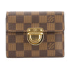 Louis Vuitton Damier Ebene Koala Bifold Wallet (Pre Owned)