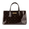 Louis Vuitton Amarante Monogram Vernis Wilshire PM Bag (Pre Owned)
