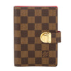 Louis Vuitton Damier Ebene Koala Agenda PM Day Planner Cover (Pre Owned)