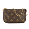 Louis Vuitton Monogram Mini Pochette Accessoires Bag (Pre Owned)