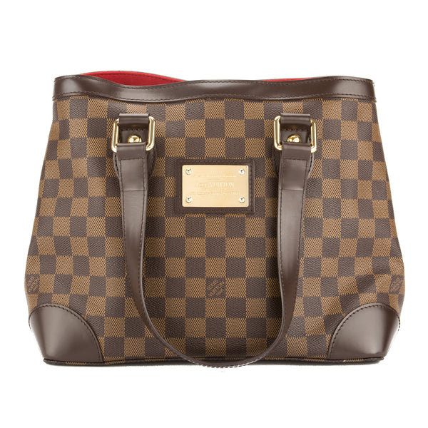 bc10ec04d901 Louis Vuitton Damier Ebene Hampstead PM Bag (Pre Owned) - 3430027 ...