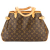 Louis Vuitton Monogram Batignolles Horizontal Bag (Pre Owned)