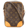 Louis Vuitton Monogram Danube Shoulder Bag (Pre Owned)