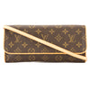 Louis Vuitton Monogram Pochette Twin GM Bag (Pre Owned)